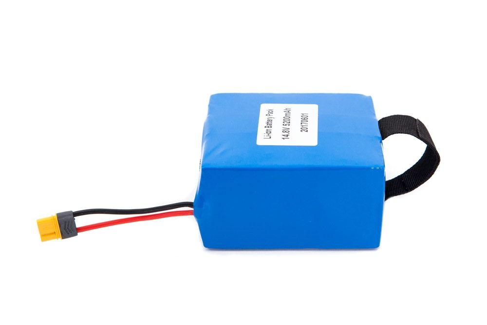 Li-Ion 5200 mAHr Battery for Scout Camera Box and Flash