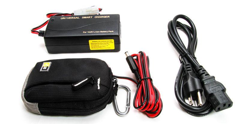 Li-Ion Battery Kit