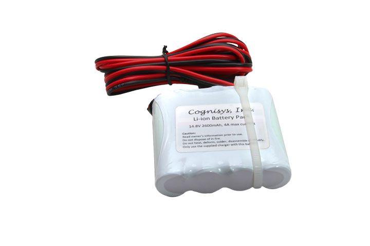 2600mAH Li-Ion Battery Pack