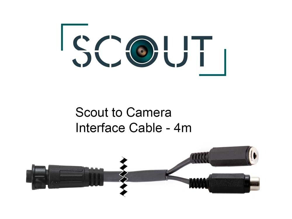 Scout 4m camera interface cable