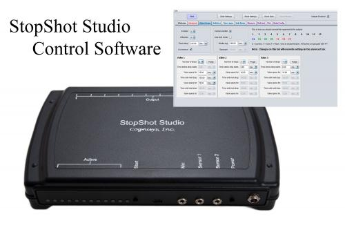 StopShot Studio Software