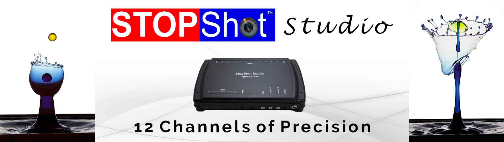 StopShot Studio 12 Channels of Precision
