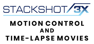 StackShot 3X Logo