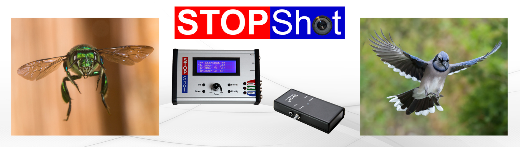 Use StopShot for High Speed Capture