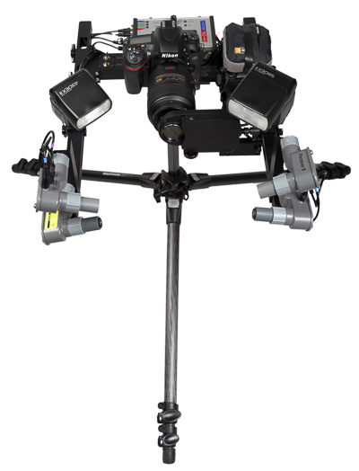 Insect Rig on Tripod